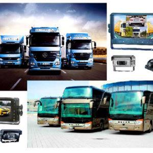Видеонаблюдение в транспорт